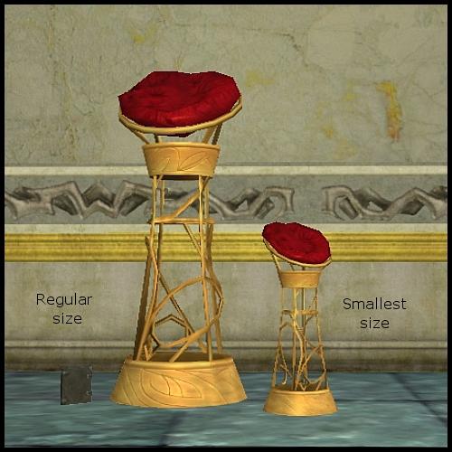 small papasan chair